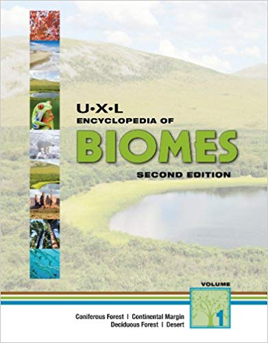 UXL Encyclopedia of Biomes