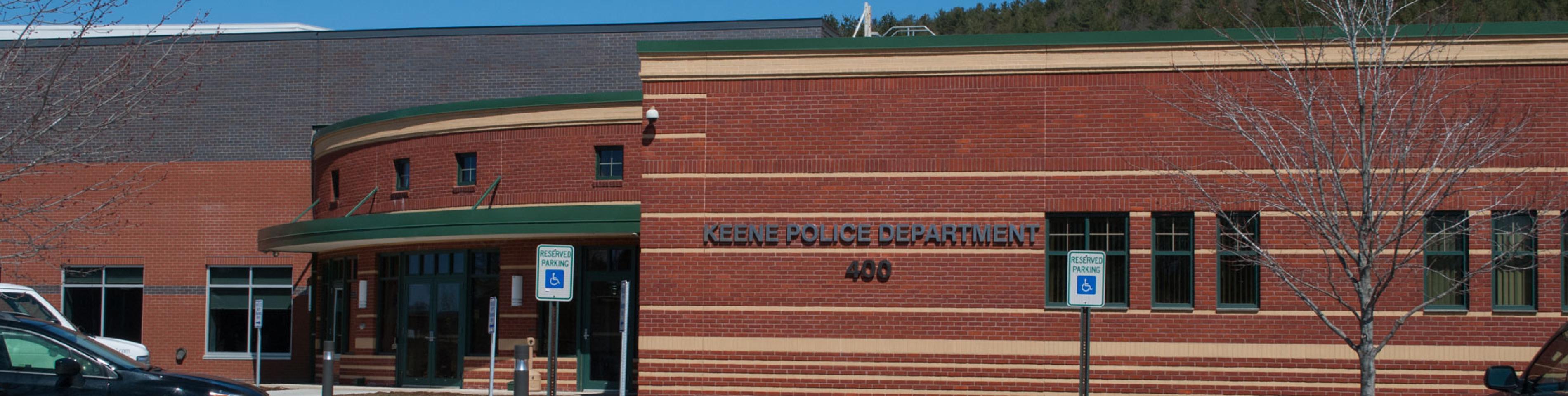 Keene Police Station