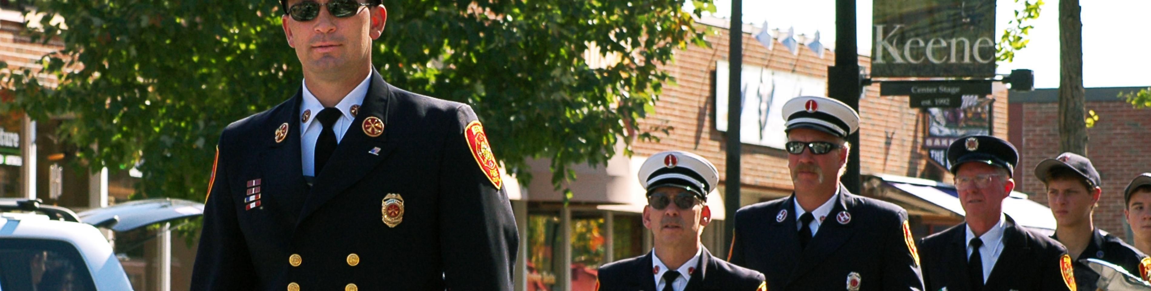 Fire Prevention Parade