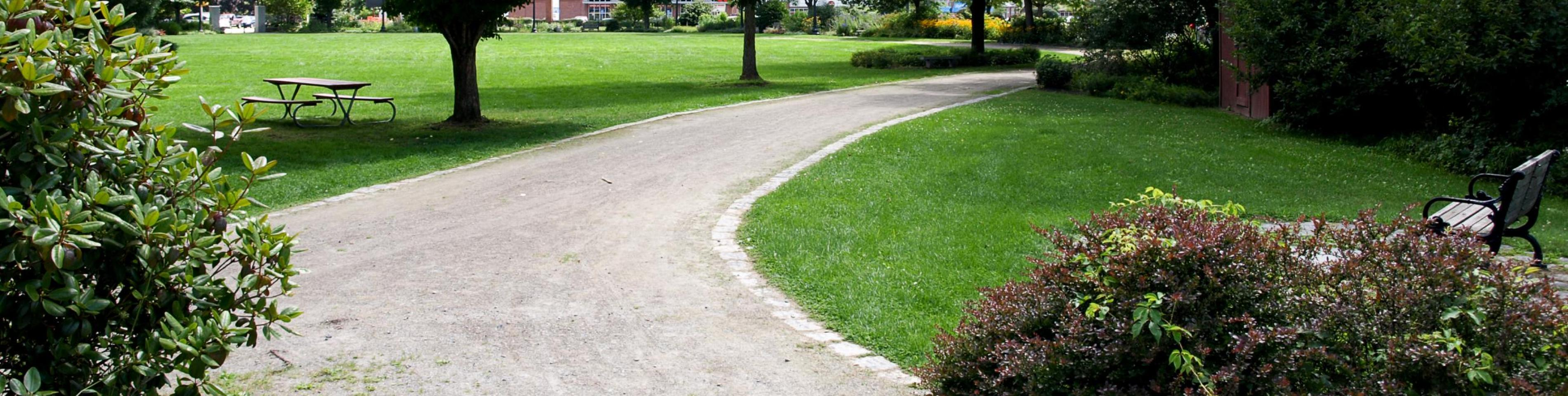 Ashuelot River Park Path