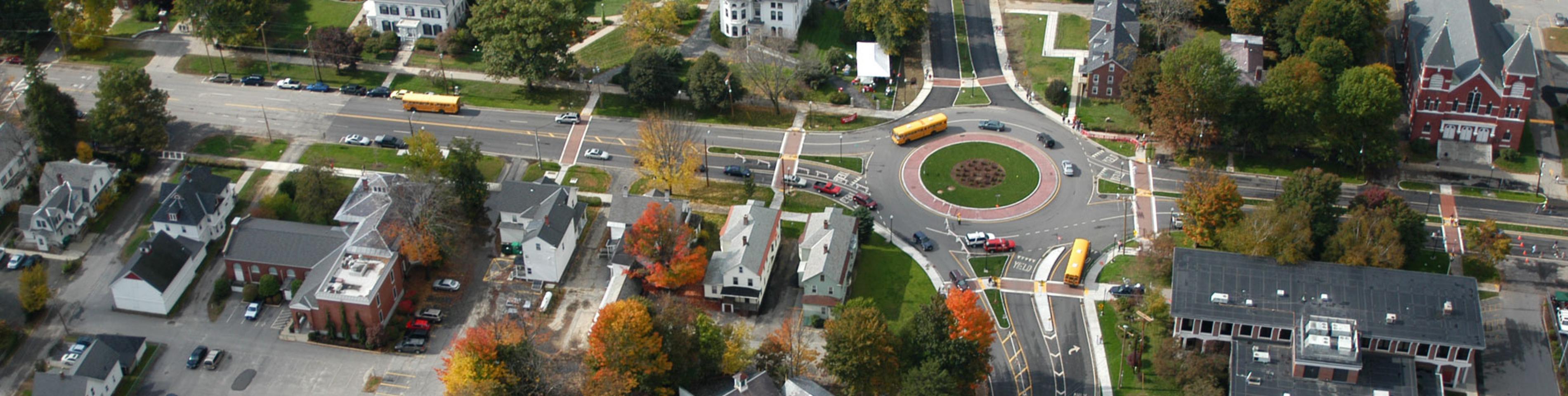 Keene Roundabout
