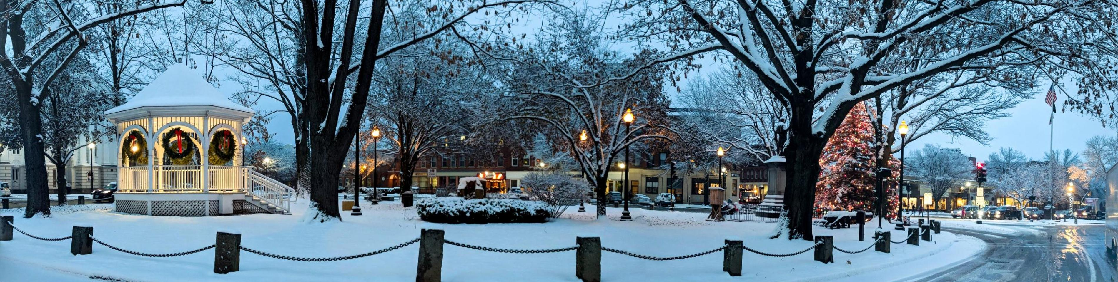 snowy keene center