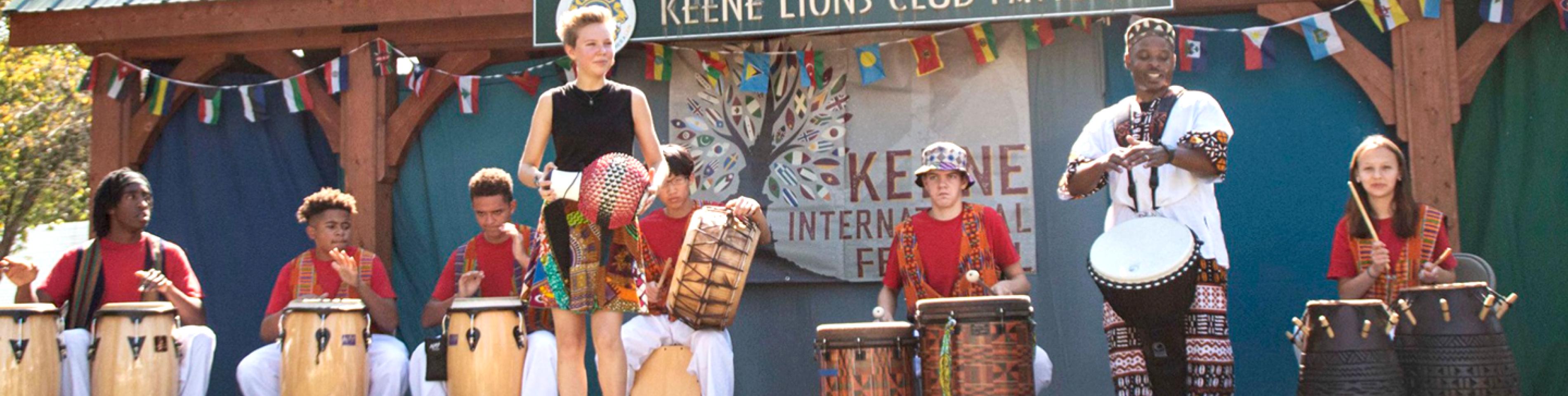 Keene International Festival Image