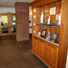 City Hall Ingersol Display Cabinets