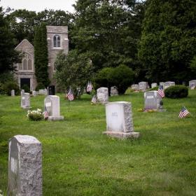 Sumner Knight Chapel, Summer Cemetery