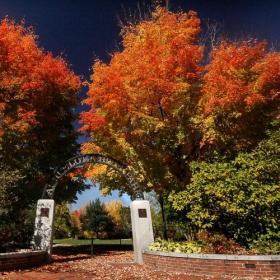 Ashuelot River Park Entrance