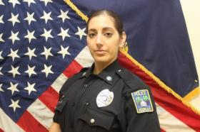 Officer Cristina Paterno