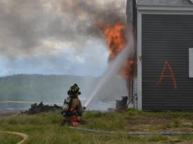 Keene Firefighters