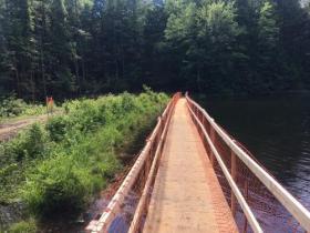 Goose Pond Draw Bridge