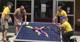 Solar Energy at Keene Public Works Building
