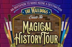 Walldog Magical History Tour Keene NH