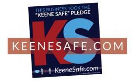 KeeneSafe.com website image