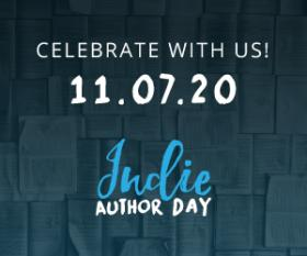 Indie Author Day 11.07.20