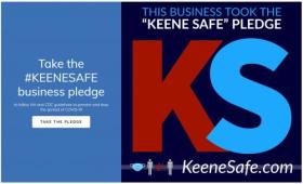 keene safe pledge image