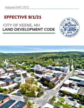 Land Development Code Cover